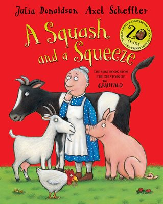 A Squash and a Squeeze 20th anniversary edition